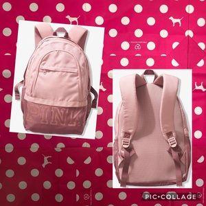 VS PINK Collegiate Backpack / Pink